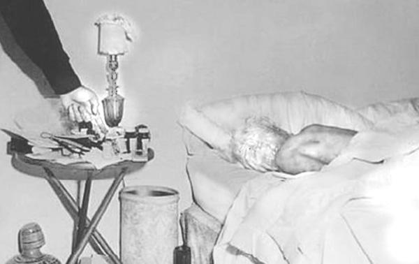 Testimonio Definitivo De La Autopsia Practicada A Marilyn Monroe Por